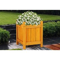 a square wooden planter  save 60%