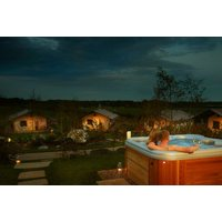 From £449 (at Love 2 Stay, Shrewsbury) for a three-night glamping lodge stay for up to six with private hot tub, assault course session and outdoor cinema tickets - save up to 48% - Cinema Gifts