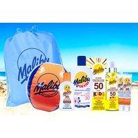 £14.99 instead of £30.93 (from Malibu Sun) for a Malibu sun kids protection collection - save 52% - Malibu Gifts