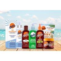 £14.99 instead of £30.94 (from Malibu Sun) for a Malibu Sun body tanning collection- save 51% - Malibu Gifts