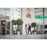 £159 (at The Lowry Hotel) for an overnight stay for two people in a business executive room with breakfast and a bottle of Prosecco, £189 to include three-course dining, or £259 to include dining and a 30-minute treatment each - save up to 69% - Business Gifts