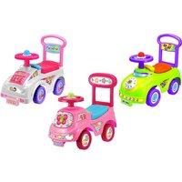 Image of £12.99 (from allkindathings) for a push along ride-on toy car!