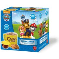 From £9.99 for 30 Paw Patrol cocoa Dolce Gusto® compatible pods or 60 Pods for (£16.99) from GO ITALIAN COFFEE LTD - save up to 22% - Italian Gifts