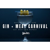 £10 instead of £16.28 for two tickets to The Gin & Meat Carnival, Birmingham – save 39% - Concerts Gifts