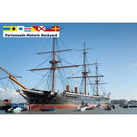 £14 for a child's annual pass Full Navy Ticket to Portsmouth Historic Dockyard, £20.70 for a concessions ticket, £23.50 for an adult ticket, or from £36 for a family ticket - save up to 40% - Theme Parks Gifts