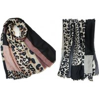 £4.98 instead of £29.99 (from hey4beauty) for a leopard print lightweight scarf - save 83% - Leopard Print Gifts