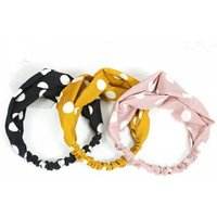 £2 instead of £19.99 (from hey4beauty) for a polka dot print knot headband - save 90% - Polka Dot Gifts