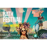 £14 instead of £27.50 for a child's one-day ticket to The Bath Festival Finale Weekend with Clean Bandit and Van Morrison, £29 for an adult's one-day ticket, or from £24 for a weekend ticket - save up to 49% - Concerts Gifts
