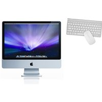 """£299 instead of £490 (from Affordable Mac) for a refurbished 24"""" Apple iMac - save 39% - Mac Gifts"""