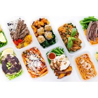 £28 for a seven-day diet plan from Nutribox Meals - get nutritious and delicious meals delivered to your door - Hampers Gifts