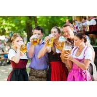From £12 for two tickets to Oktoberfest including a bratwurst, a Jägermeister Shot and half a pint of German beer each with Oktoberfest - choose from seven locations - Concerts Gifts