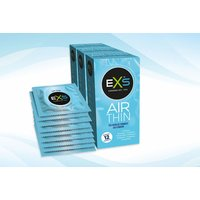 £12.99 instead of £19.97 (from Open in Private) for a pack of 48 EXS Air Thin condoms - save 35% - Health Gifts