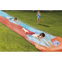 £19.99 instead of £69.99 (from Litnfleek) for an 18ft water slide and vertical sprinkler - save 71% - Wowcher Gifts