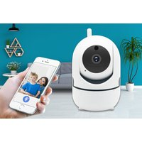 £19 instead of £79.99 (from Hirix) for a home security HD tracking WiFi IP camera or £26.99 for a camera with SD card - save up to 76% - Wowcher Gifts