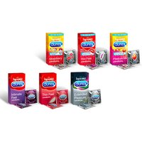 From £8.98 instead of £25.98 (from Trojan Electronics) for a pack of Durex condoms - save up to 65% - Health Gifts