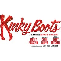 £13 for a band C ticket to see Kinky Boots, £15 for a band B ticket or £23 for a band A ticket at Sunderland Empire - see the ultimate feel good show and save up to 55% - Theatre Gifts
