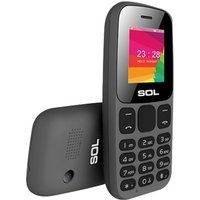 £12 (from Sol Electronics) for a Sol Zeus B1400 mobile phone - Mobile Gifts