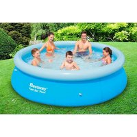 From £19 for a 6ft Intex Easy Set pool or £34.99 for a 10ft Bestway pool from Direct2Public Ltd - save up to 79% - Wowcher Gifts
