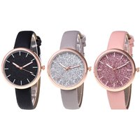 £5.99 instead of £28 (from Magic Trend) for a sparkly watch - choose from five colours and save 79% - Sparkly Gifts