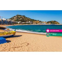Escape with a five, seven, 10 or 14-night 4* getaway to Costa Brava – Now with the ability to choose your flight! - Wowcher Gifts