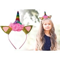 £2.99 (from Forever Cosmetics) for a rainbow unicorn headband! - Cosmetics Gifts