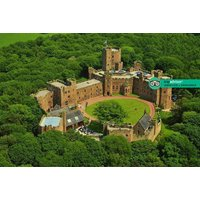 From £115 (at Peckforton Castle) for an overnight 4* Cheshire stay for two people with two-course brasserie dining, or from £135 to include three-course restaurant dining - save up to 53% - Dining Gifts