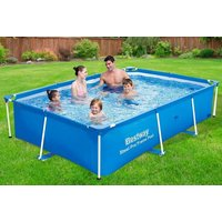 £59 instead of £120 (from Direct2Publik) for a small Bestway Pro steel frame swimming pool, £69 for a medium or £79 for a large - save up to 51% - Pool Gifts