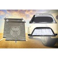 £9 (from Active MS) for a three-in-one car shade bundle