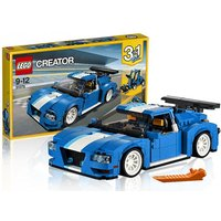 Image of £38.98 for a Lego Creator 31070 Turbo Track Racer building kit