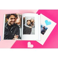 A4 Personalised Exclusive Photo Book | Wowcher