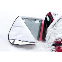 Image of £7.99 instead of £19.99 (from Black Feather) for a pair of magnetic windscreen covers - fight frost and save 60%