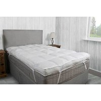 10cm Extra Thick Luxury Mattress Topper - 4 Sizes!