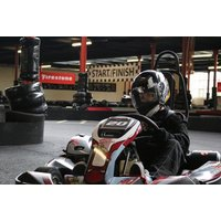 £17 instead of £27 for a 20-minute session of go-karting with unlimited laps for one, £29 for two people, or from £27 for 40-minutes at Team Karting, Rochdale - save up to 37%