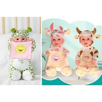 Image of £12 instead of £39.99 (from Hey4Beauty) for a 35cm peek-a-boo baby doll – choose from eight options and save 70%