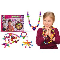 Image of £9.99 instead of £22.99 (from Avant Garde) for a pop beads DIY jewellery set - save 57%