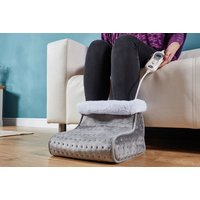 Image of £16.99 instead of £39.95 (from CJ Offers) for a Stress Away foot warmer - save 57%