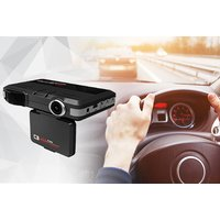 Image of £24.99 (from CN Hut) for a dash cam speed camera detector, or £34.99 for a dash cam with SD card!