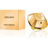 '£42.99 Instead Of £100 For A Paco Rabanne Lady Million 50ml Edp Spray - Save 57%