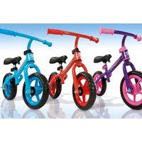 '£19.99 Instead Of £49.95 (from Cj Offers) For A Balance Bike - Choose Your Colour And Save 60%