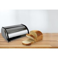 £12 instead of £24.99 for a bread bin with mirrored finish from Home Discount - save up to 52%