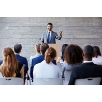 Image of £24 instead of £299 for an Online Public Speaking Diploma Course from Harley Oxford - save 92%