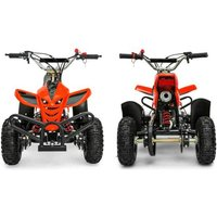 Image of £219 instead of £549 (from Direct2Publik) for a 49cc mini petrol quad bike - save 60%