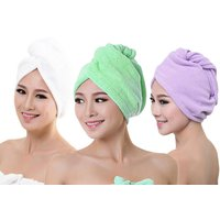 Magic FastDrying Hair Towel  9 Colours!