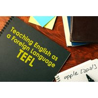 Image of £14 instead of £119 for an online accredited TEFL course with 120 hours of content from International Open Academy - learn new skills teaching English as a foreign language and save 88%