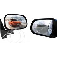 £5.99 instead of £19.99 for a rainproof rear-view mirror shield from PinkPree - save 70%