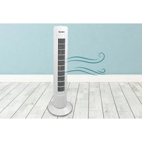 "29"" 3Speed Tower Fan with Optional Remote Control"