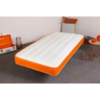 'From £35 Instead Of £109.99 For An Orange Quilted Memory Foam Mattress In Small Single, Single, Small Double, Double Or Super King Sizes From Desire Beds - Save Up To 68%