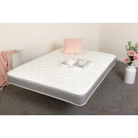'From £35 Instead Of £119.99 For A Grey Sprung Seven Core Layer Memory Foam Mattress In Small Single, Single, Small Double, Double Or King From Desire Beds - Save Up To 71%