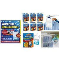 Image of Wardrobe Dehumidifiers - 6 Pack! | Wowcher
