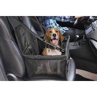 Image of Pet Car Seat - Black | Wowcher